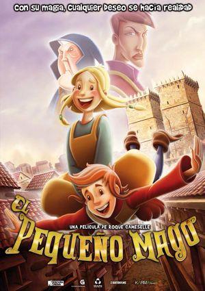 el pequeño mago (dvd)-8437010736339