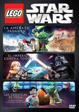 trilogia star wars lego (dvd)-8420266971432
