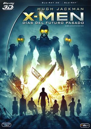 x-men: días del futuro pasado (blu-ray 3d)-8420266971074