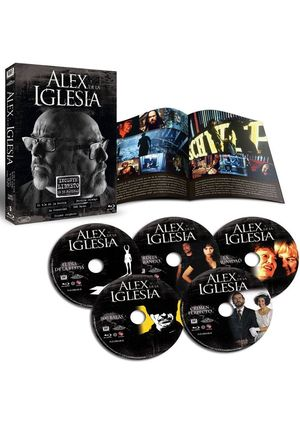pack alex de la iglesia (blu-ray)-8420266971906