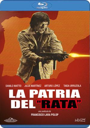 la patria del rata (blu-ray)-8421394403635