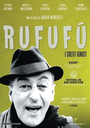 rufufu (dvd)-8436535543491