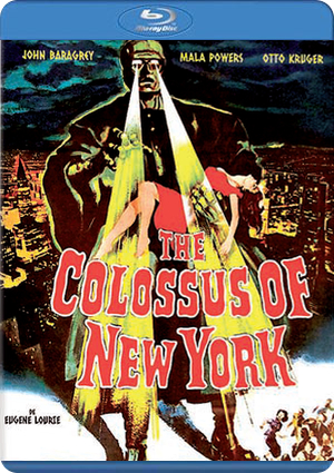 the colossus of new york (blu-ray)-8436022318243