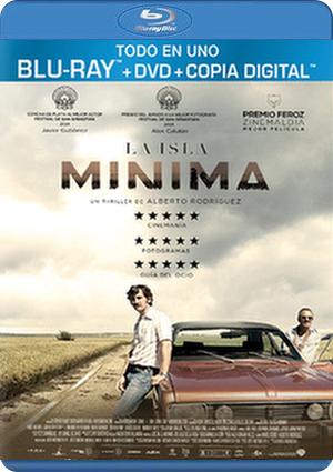 la isla mínima (blu-ray+dvd)+copia digital-5051893210040