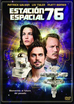 estacion espacial 76 (dvd)-8414533091213