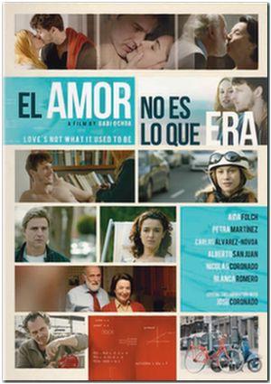 el amor no es lo que era (dvd)-8436022320970