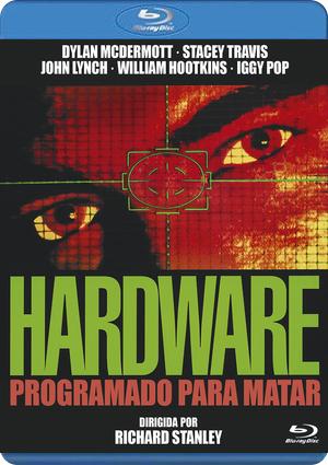 hardware, programado para matar (blu-ray)-8436558191174