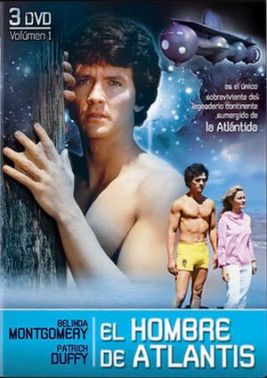 el hombre de atlantis vol 1 (dvd)-8436022322622