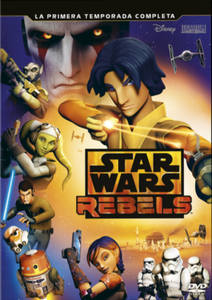 star wars rebels: temporada 1 (dvd)-8717418460228