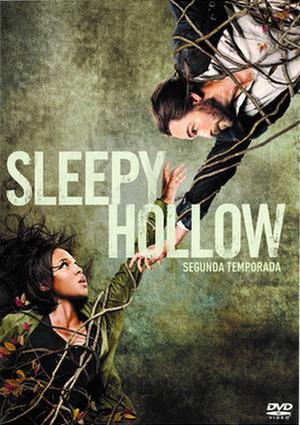 sleepy hollow: temporada 2 (dvd)-8420266974709
