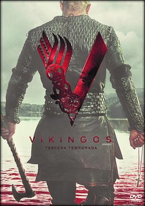 vikingos: temporada 3 (dvd)-8420266974730