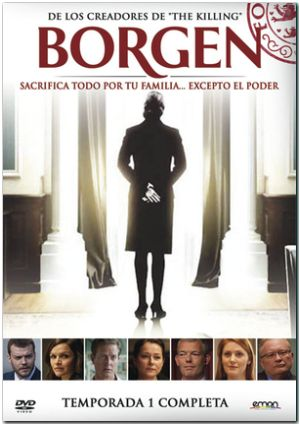 borgen: temporada 1 (dvd)-8435153750823