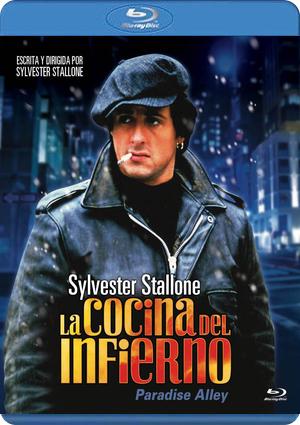 Cocina Del Infierno | La Cocina Del Infierno Blu Ray De Sylvester Stallone