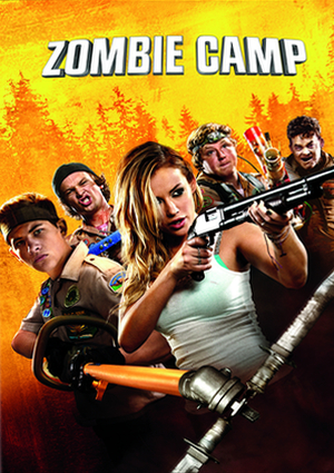 zombie camp (dvd)-8414906990006