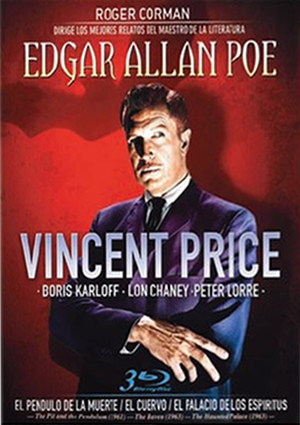 pack vincent price (blu-ray)-8436022322950