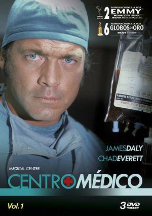 centro medico volumen 1 (dvd)-8436022326897