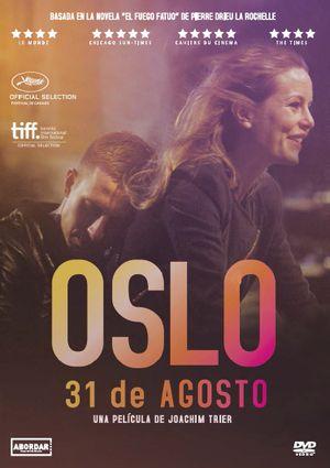 oslo, 31 de agosto (dvd)-8437010737916