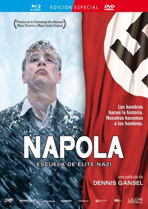 napola (blu-ray+dvd)-8421394406230