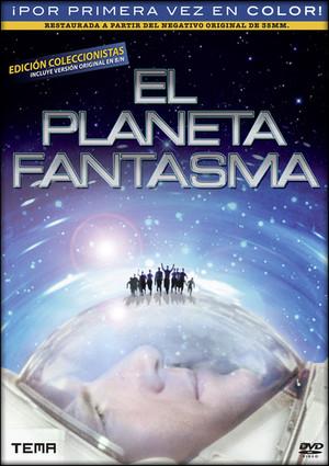 el planeta fantasma (dvd)-8436533826374