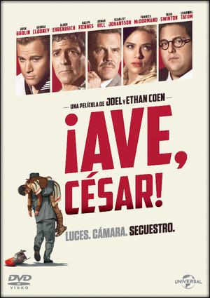ave, césar! (dvd)-8414533093972