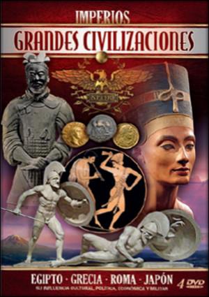 imperios grandes civilizaciones (dvd)-8436022328570