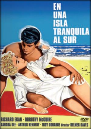 en una isla tranquila al sur (dvd)-8436022328440
