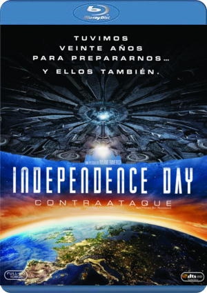 independence day: contraataque (blu-ray)-8420266000941