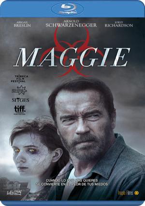 maggie (blu-ray)-8421394406063