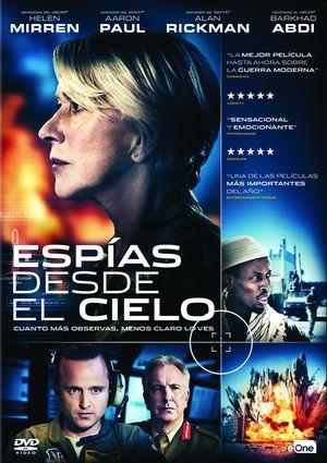 espias desde el cielo (dvd)-8435175970933