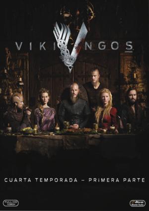 vikingos: temporada 4 (primera parte) (blu-ray)-8420266002389