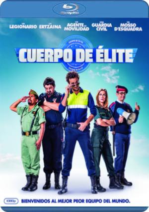 cuerpo de elite (blu-ray)-8420266004895