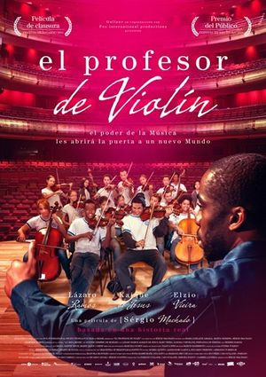 el profesor de violin (dvd)-8436564161291