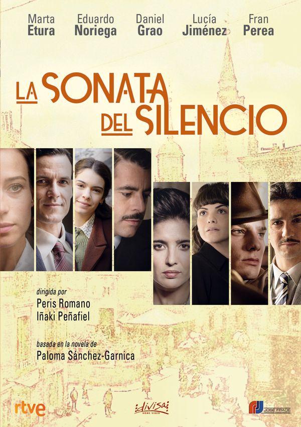 la sonata del silencio (dvd)-8421394548831