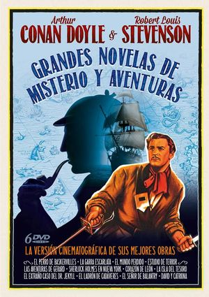 pack novelas de misterio y aventuras (dvd)-8436022233386