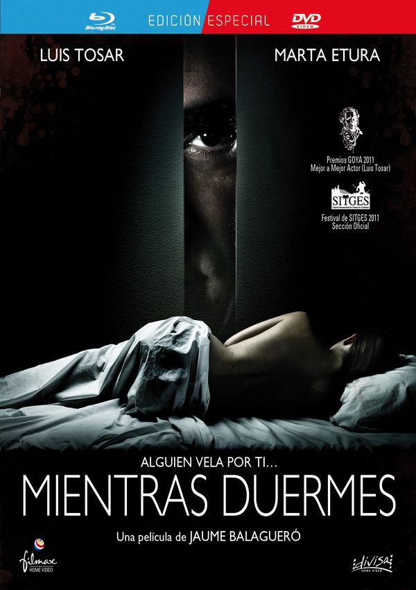 mientras duermes (blu-ray+dvd)-8421394408043
