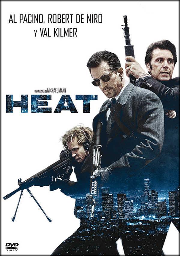heat - dvd --8420266006967