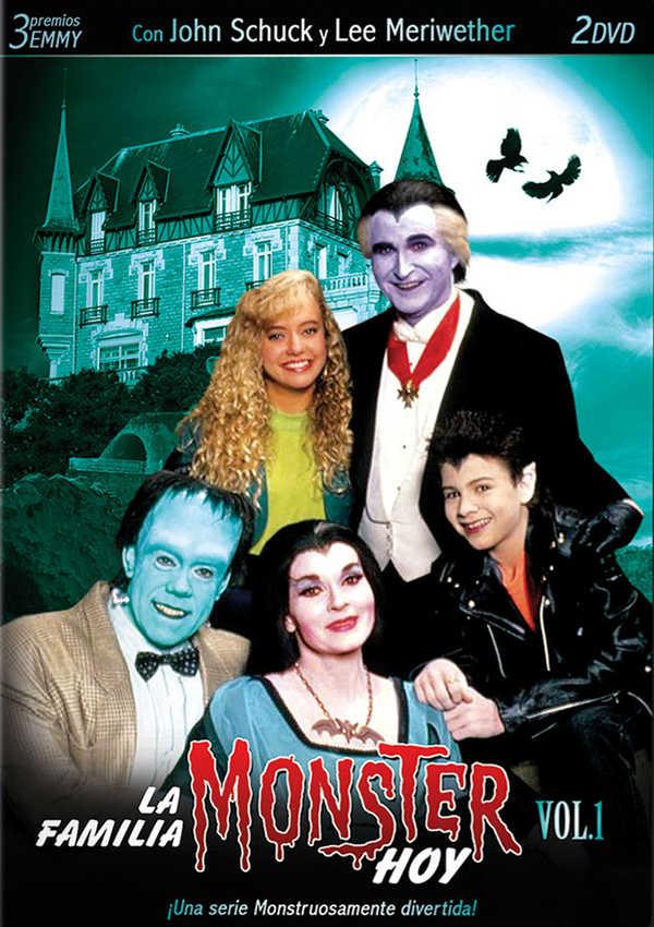 la familia monster hoy volumen 1 - dvd --8436569580110