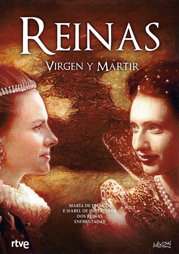 reinas: virgen y martir - dvd --8421394549289