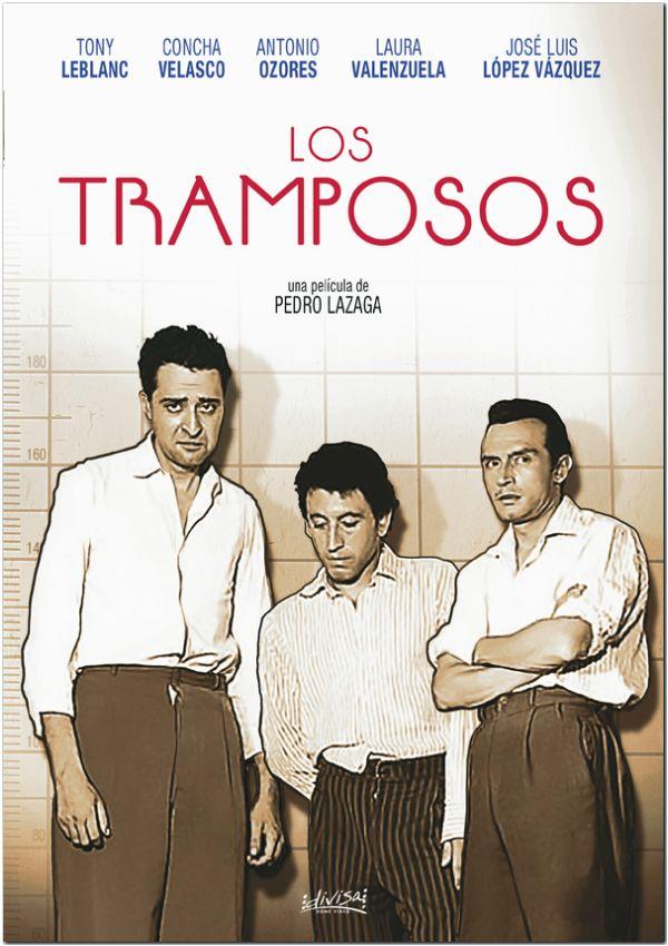los tramposos - dvd --8421394549364