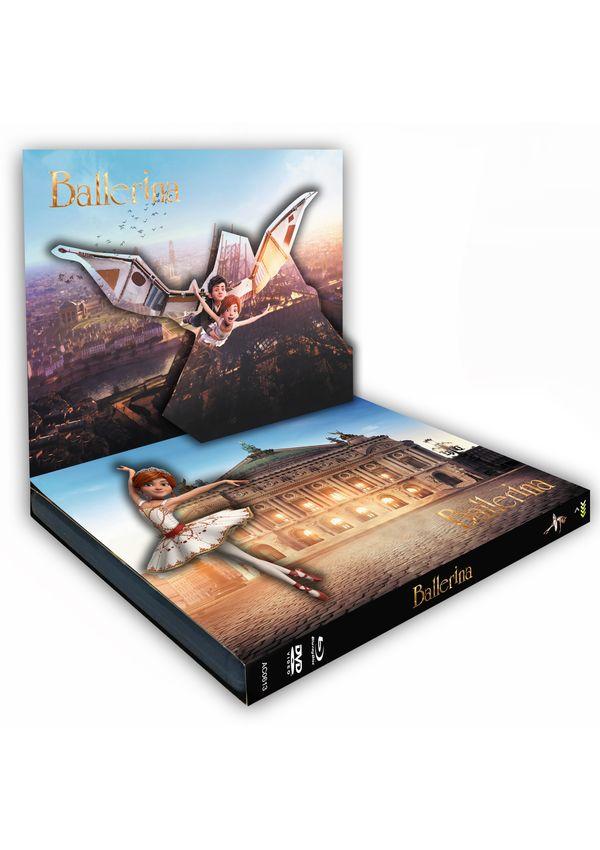 ballerina - blu ray+dvd --8436535546133