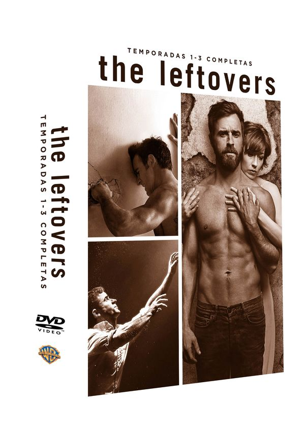 the leftovers - dvd - temporada 1-3 colección completa-8420266011282