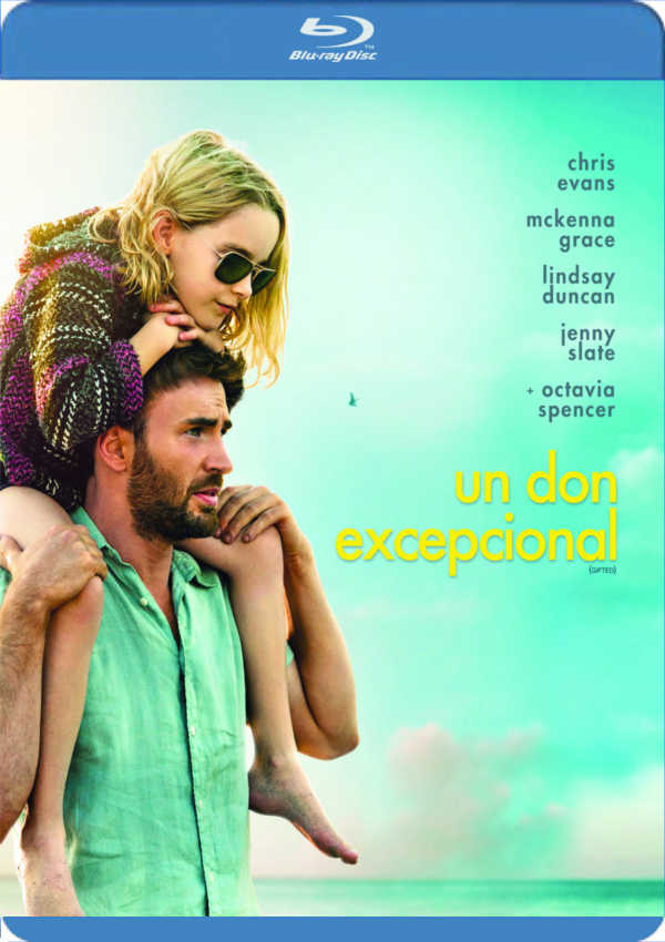 un don excepcional - blu ray --8420266010643