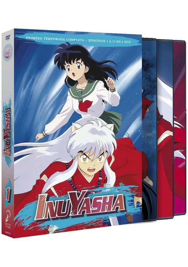 Inuyasha Box 1 Episodios 1 A 33 Dvd
