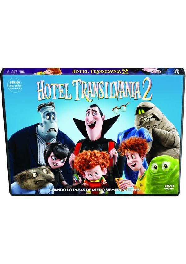 hotel transilvania 2 - dvd - ed.horizontal-8414533113250