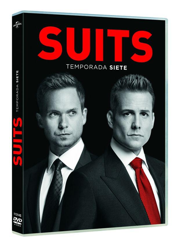 suits - dvd - temporada 7-8414533113144