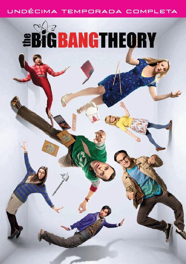 the big bang theory - dvd - temporada 11-8420266017666