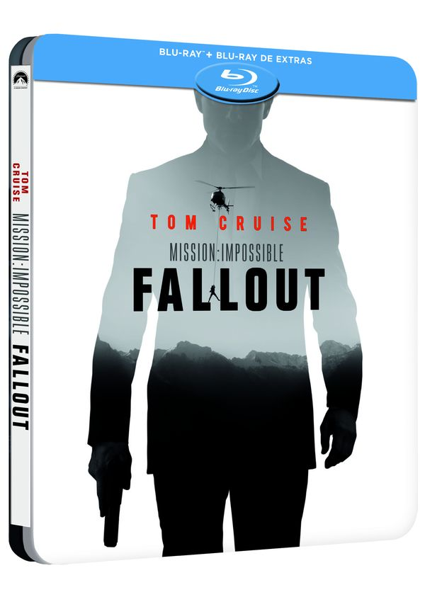 mision imposible 6 fallout - blu ray - ed especial metal-8414533117333