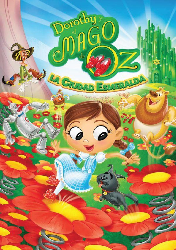 dorothy y el mago de oz - dvd - temporada 1 parte 2-8420266017437