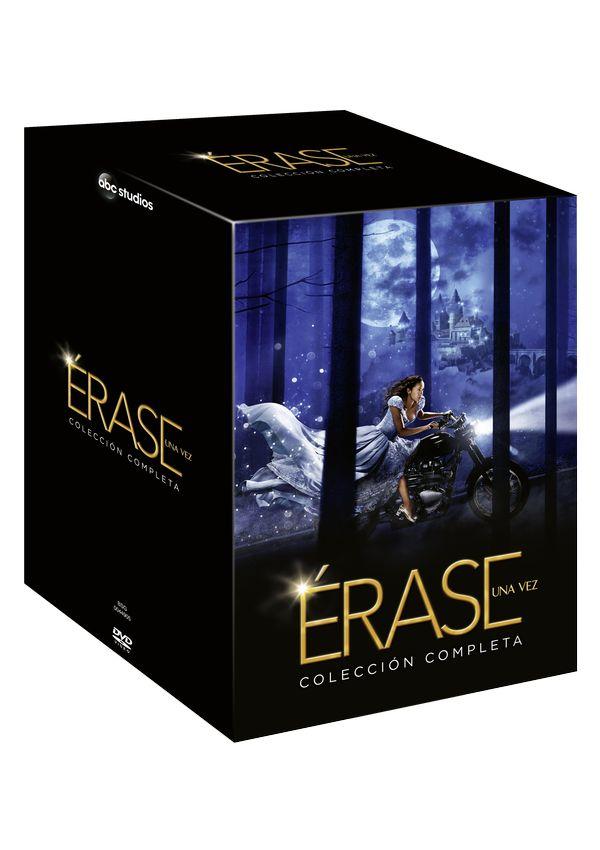 pack erase una vez - dvd - temporadas 1-7-8717418539689