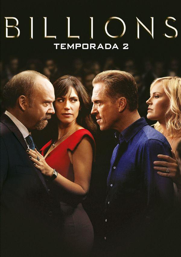 billions - dvd - temporada 2-8414533118903